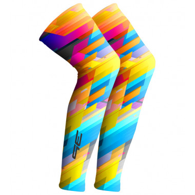 COLOR cycling leg sleeves