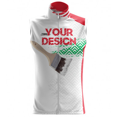 YOUR DESIGN cycling vest