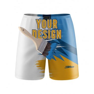 YOUR DESIGN hockey pant shells