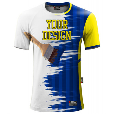 YOUR DESIGN warm-up basketball jersey