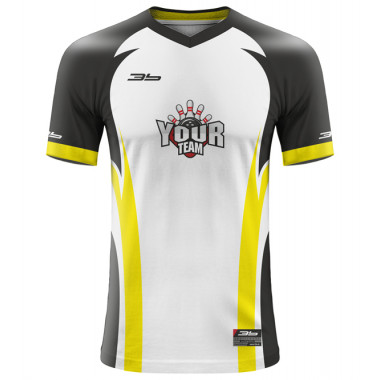 CASTER bowling jersey