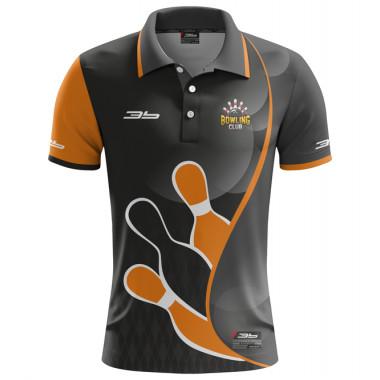 SUBDER bowling jersey