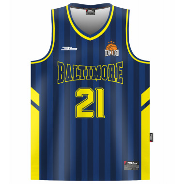 BALTIMORE basketball jersey