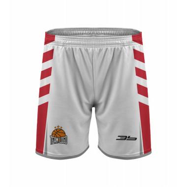 DETROIT basketball shorts