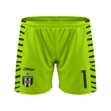 MANUEL goalkeeper shorts