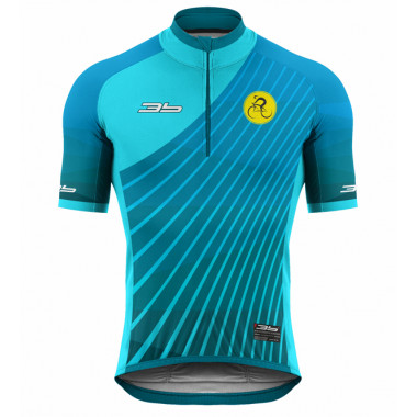 AGDE cycling jersey