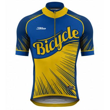 BASTIA cycling jersey