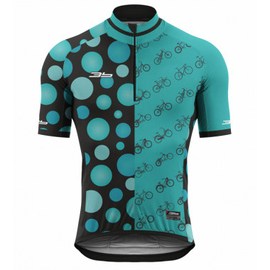 CLICHY cycling jersey