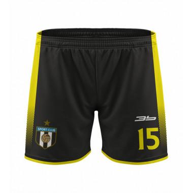 GARDEN football shorts