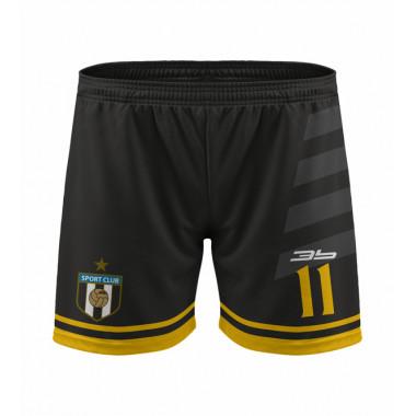 LAREDO football shorts