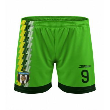 MESA football shorts