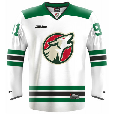 BURNABY hockeyball jersey