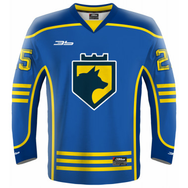 KINGSTON hockeyball jersey