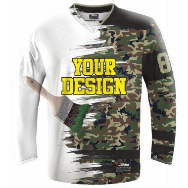 YOUR DESIGN hockeyball jersey