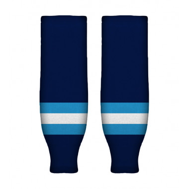 DESIGN 2 hockey socks knitted
