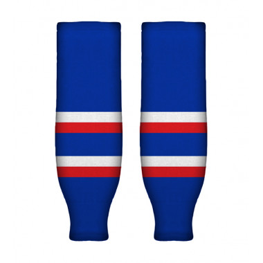DESIGN 7 hockey socks knitted