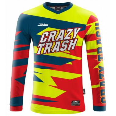 CRAZY motocross jersey