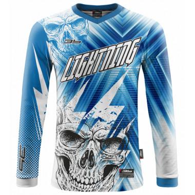 LIGHTNING motocross jersey