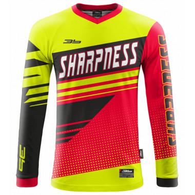 SHARPNESS motocross jersey