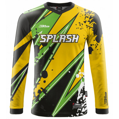 SPLASH motocross jersey