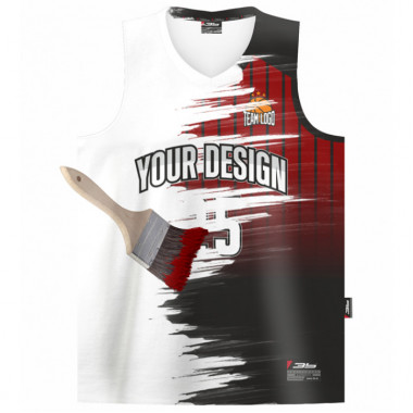YOUR DESIGN basketball jersey