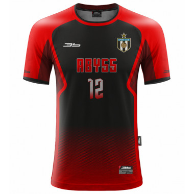 ABYSS football jersey